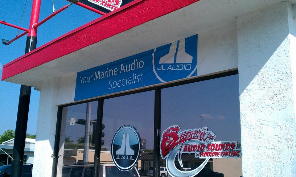 Superior Audio Sounds & Window Tinting :: Car Audio & Video